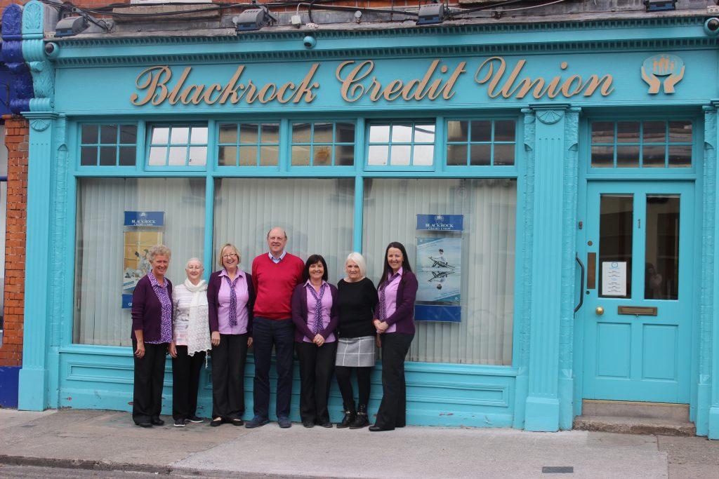 Blackrock Credit Union Staff